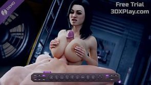 Mass Effect Porn HMV – Miranda Sucked Dick