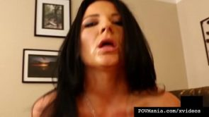 Tatted Up Beauty Casey Cumz Sucks Dick POV &amp_ Busts That Nut!