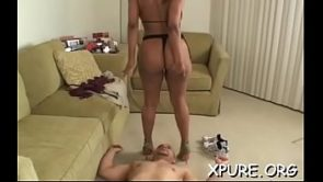 Sweet girl fucked by boyfriend