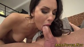 Butthole fingering european babe gets plowed