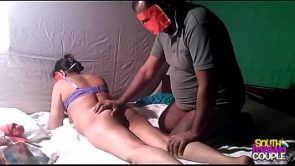south indian bhabhi bend over getting her big ass fucked stretched to its limits