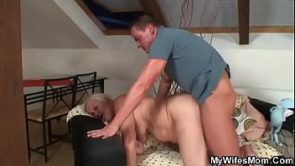 MyWifesMom Home Party Goes Very Very Bad