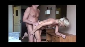 Amateur wife homemade quickie