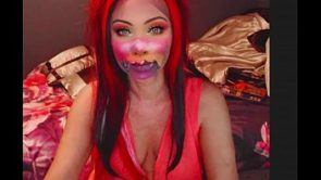 Freak Cam Girl from CamSex69.TV