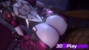 Overwatch Widowmaker Fucking Big Dick Animated 2019