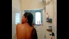 tamil wife meenakshi swooning me over with her luscious hair