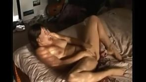 Intense real orgasms in compilation