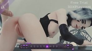 DVa Hot Fucked Big Dick NEW Hentai