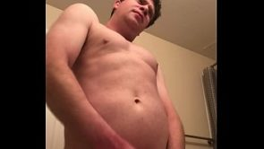 dude 2020 masturbation video 25 (with cumshot, a lot of moaning, and some really weird musings about the male body)