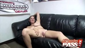 Busty Amateur Is An All Around Babe In The Bike Shop