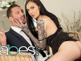 BABES – Small tit alt babe Marley Brinx gets deep dicked